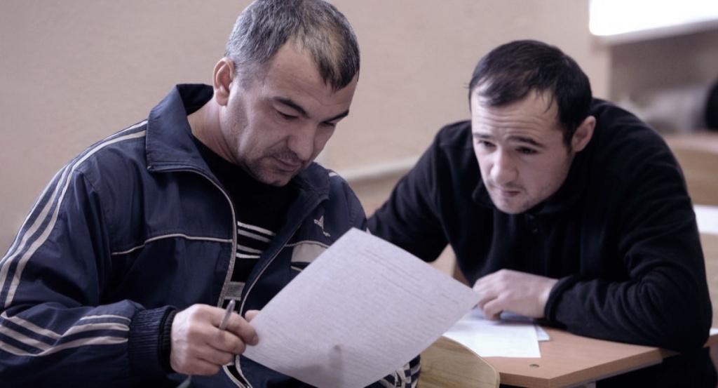 мигранты с документами